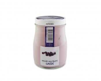Yaourt aux fruits - Cassis - Beillevaire