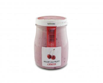 Yaourt aux fruits - Cerise - Beillevaire