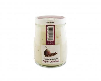 Yaourt aux fruits - Figue & Cannelle - Beillevaire