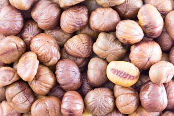 Marrons cuits Naturels Ponthier