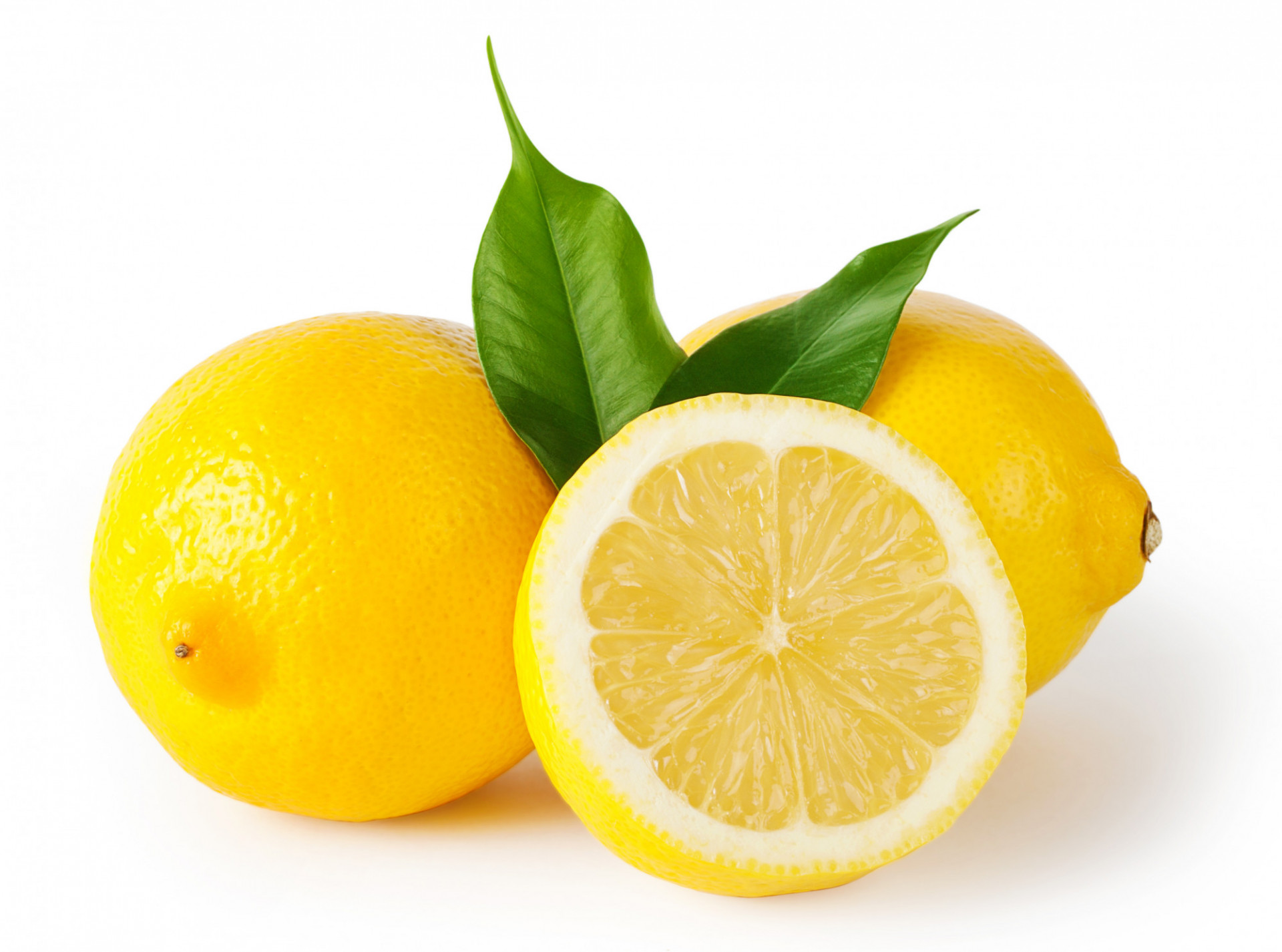 Citron Jaune Feuille