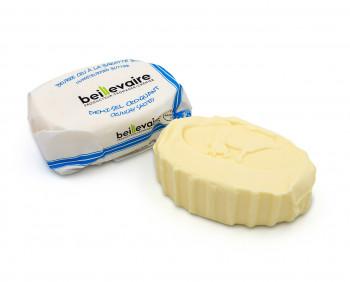 Beurre 125g croquant Beillevaire
