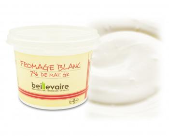 Fromage Blanc Frais 20cl Beillevaire