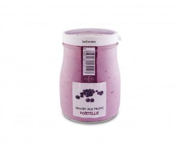 Yaourt aux fruits - Myrtille - Beillevaire