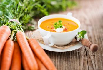 Soupe Carotte & Cumin Atelir Popote