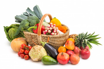 Panier Fruits & Légumes